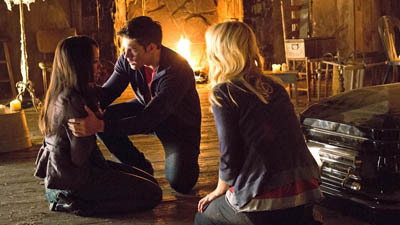 The Vampire Diaries - 04x01 Growing Pains