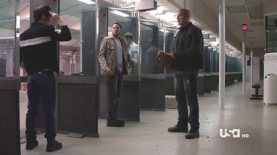 Common Law - 01x12 Gun! Screenshot