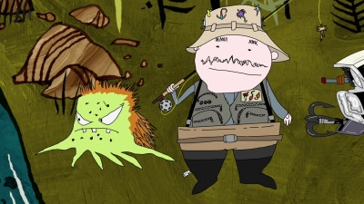 Squidbillies - 07x03 Squidbilly Manfishing
