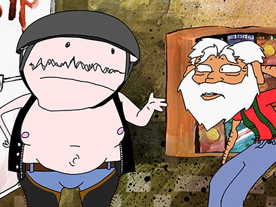 Squidbillies - 07x06 From Russia With Stud