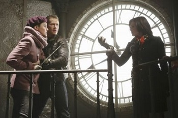 Once Upon a Time - 02x15 The Queen is Dead