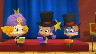 Bubble Guppies 2x13 Bubble-Cadabra - ShareTV
