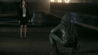 Arrow - 01x04 An Innocent Man