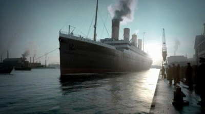 "Titanic: Blood and Steel (IT) - 01x12 The ""Unsinkable"" Screenshot"