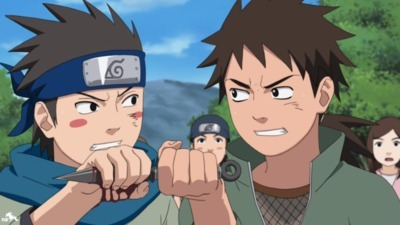 Naruto: Shippuden - 13x21 The Allied Mom Force!!