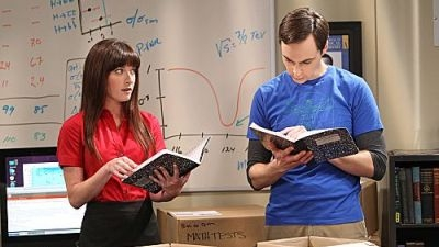 The Big Bang Theory - 06x03 The Higgs Boson Observation