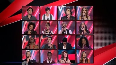 The Voice - 03x09 The Best of The Blind Auditions