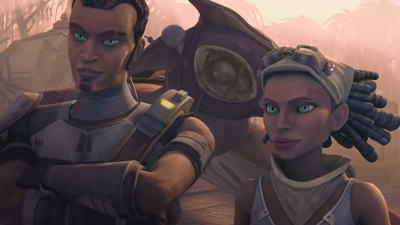 Star Wars: The Clone Wars - 05x02 A War on Two Fronts