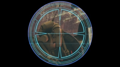 Star Wars: The Clone Wars - 05x03 Front Runners