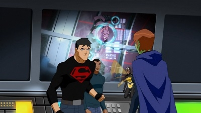Young Justice - 02x11 Cornered