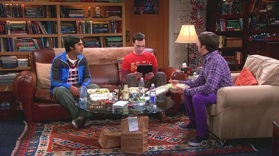 The Big Bang Theory - 06x06 The Extract Obliteration