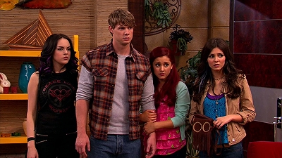Victorious - 04x04 Three Girls and a Moose
