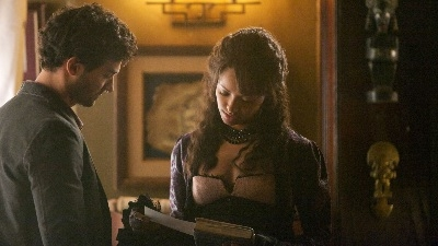 The Vampire Diaries - 04x04 The Five