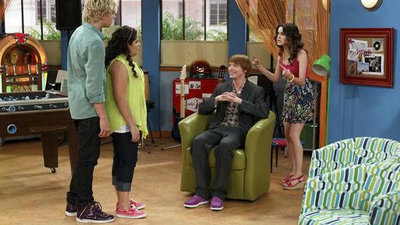 Austin & Ally - 02x05 Crybabies & Cologne