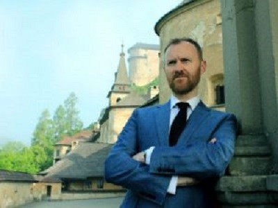 A History Of Horror With Mark Gatiss (UK) - TV Special: Horror Europa Screenshot