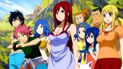 Fairy Tail - 04x04 Just Enough Time to Pass Each Other