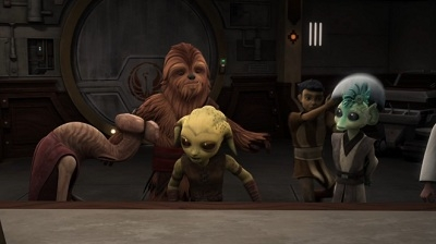 Star Wars: The Clone Wars - 05x07 A Test of Strength