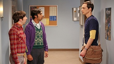 The Big Bang Theory - 06x08 The 43 Peculiarity