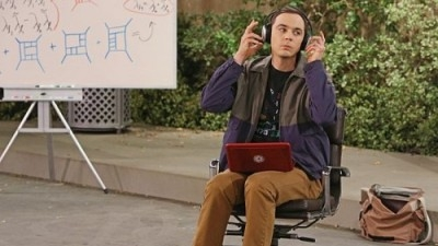 The Big Bang Theory - 06x09 The Parking Spot Escalation
