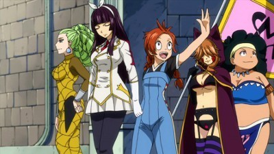 Fairy Tail - 04x07 New Guild