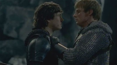 Merlin (UK) - 05x13 The Diamond of the Day: Part Two Screenshot