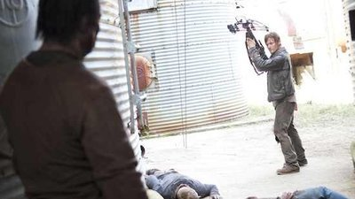 The Walking Dead - 03x13 Pale Horse