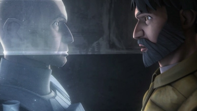 Star Wars: The Clone Wars - 05x12 100th Episode: Missing in Action