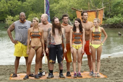 Survivor - 26x04 Caramoan - Fans vs. Favorites #2: Kill or be Killed
