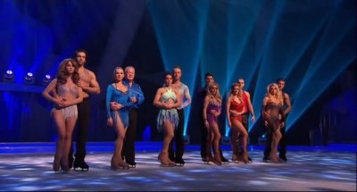 Dancing on Ice (UK) - 08x02 Series 8, Show 1 (Result)