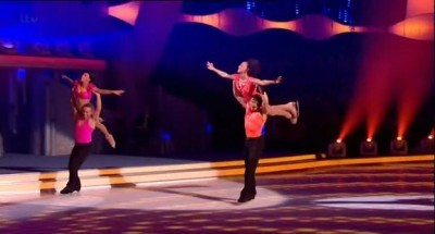 Dancing on Ice (UK) - 08x05 Series 8, Show 3