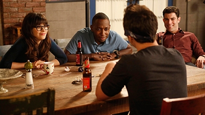 New Girl - 02x13 A Father's Love