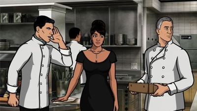 Archer - 04x07 Live and Let Dine