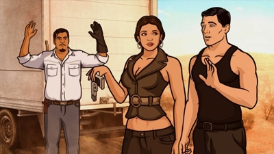 Archer - 04x08 Coyote Lovely