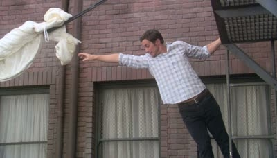 Rules of Engagement - 07x03 Cats & Dogs