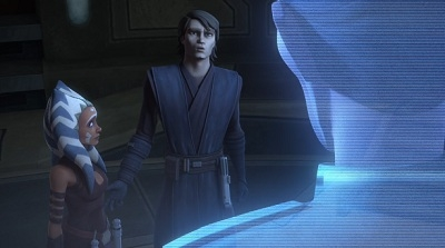 Star Wars: The Clone Wars - 05x18 The Jedi Who Knew Too Much