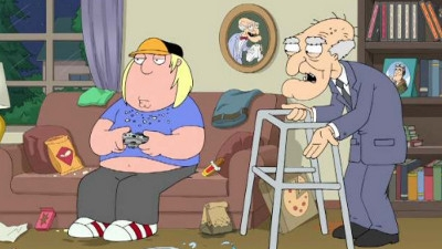 Family Guy - 11x13 Chris Cross