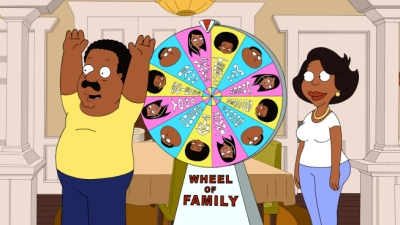 The Cleveland Show - 04x23 Wheel! Of! Family! Screenshot