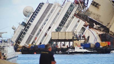 Cruise Ship Disaster - TV Special: Inside The Concordia Update Screenshot