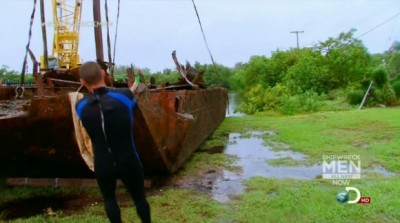 Shipwreck Men - 01x04 A Mess in the Marquesas Screenshot