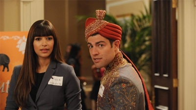 New Girl - 02x16 Table 34
