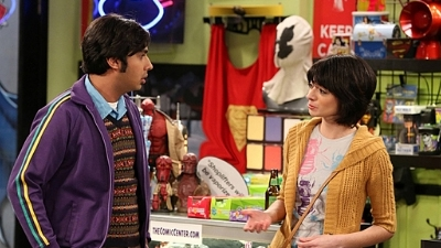 The Big Bang Theory - 06x16 The Tangible Affection Proof