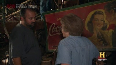 American Pickers - 08x04 Ladies Know Best