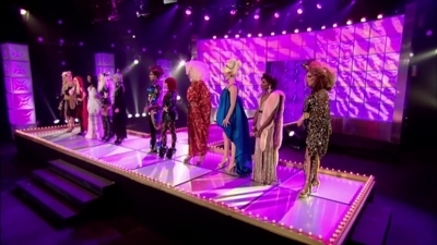 RuPaul's Drag Race - 05x04 Black Swan: Why It Gotta Be Black?
