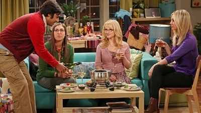 The Big Bang Theory - 06x18 The Contractual Obligation