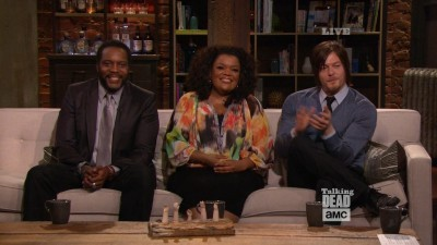 Talking Dead - 02x16 Welcome To The Tombs