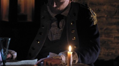 The Real George Washington: Revealed - 01x01 SPECIAL! Screenshot