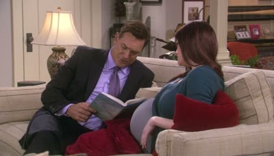 Rules of Engagement - 07x06 Baby Talk