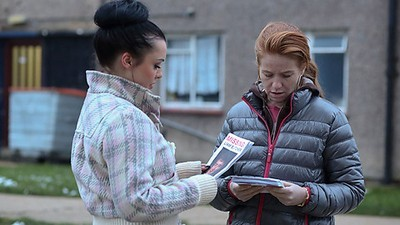 EastEnders (UK) - 29x50 Monday 25th March, 2013