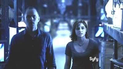 Warehouse 13 - 04x11 The Living and the Dead