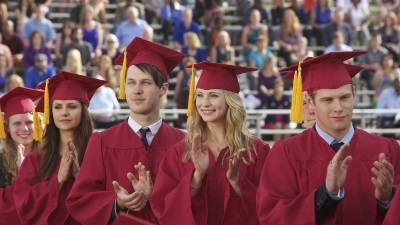 The Vampire Diaries - 04x23 Graduation